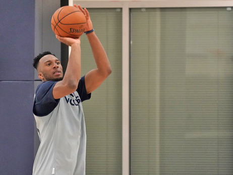 Training Camp Day 1 Report: Basketball Is Back!