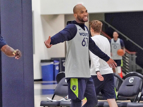 Practice Report | Wolves' New Players Observe Practice, Veterans Ready To Accept Any Role