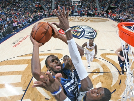 Road-Trip Woes Continue For Wolves In New Orleans