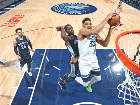 Wolves Beat Grizzlies, Showdown Set For Wednesday