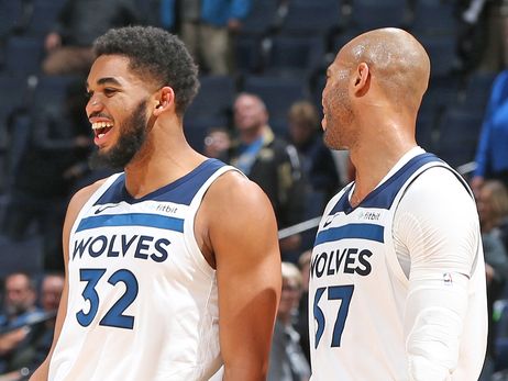 Wolves All Smiles In Team Win Over Pelicans