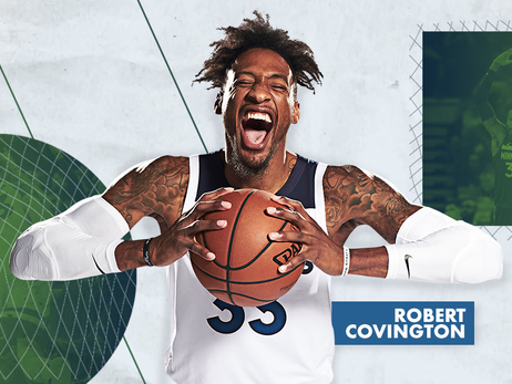 We Learned Just How Valuable Robert Covington Can Be To The Wolves In 2018-19