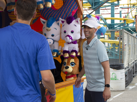 Gallery | Ryan Saunders At The 2019 Iowa State Fair