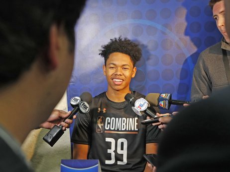 Anfernee Simons Is The Mystery Prospect