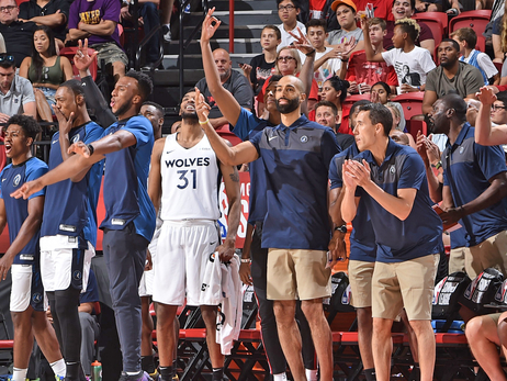 Summer League Was Just A Sign Of What's To Come For The Wolves