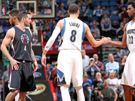 Scouting Report | Wolves at Clippers