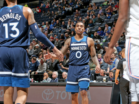 Teague Bounces Back, Paces Wolves Offense In Win Over Knicks