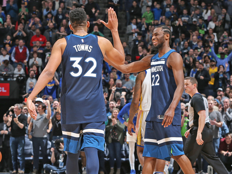 Ranking The Top-10 Timberwolves Home Games In 2018-19