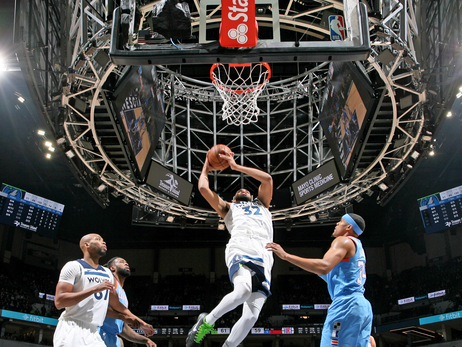Towns And Wiggins Lead Wolves To Huge Win With Huge Playoff Implications