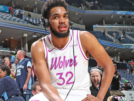 Towns Now Leads NBA In 30/20 Games