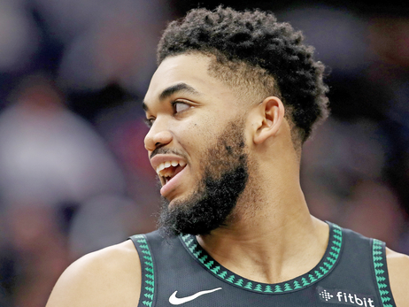 Karl-Anthony Towns Reacts To Gersson Rosas' Hiring
