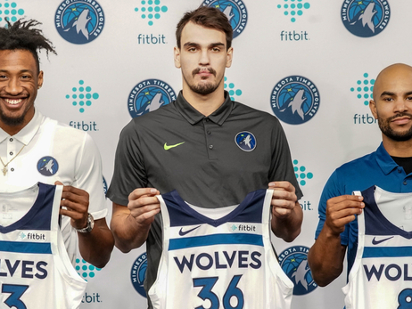 Midseason Trades Aren't Easy, But New Wolves Trio Is Excited For Opportunity