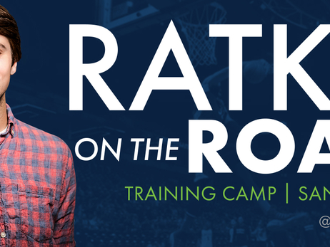 Ratke On The Road | San Diego Training Camp Edition