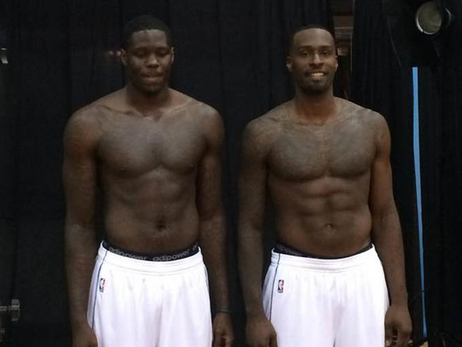 New and Improved: Anthony Bennett and Shabazz Muhammad