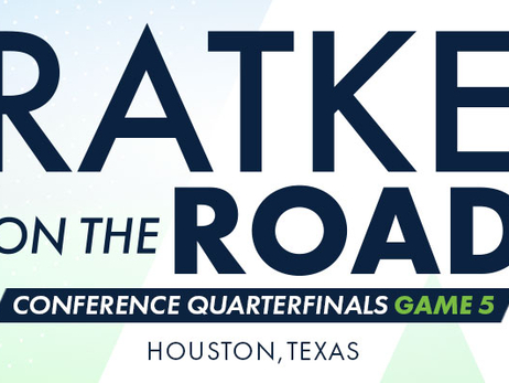 Ratke On The Road | Western Conference Quarterfinals Game 5