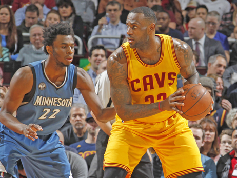 The Week Ahead | Facing Off Against The Cavs In Cleveland