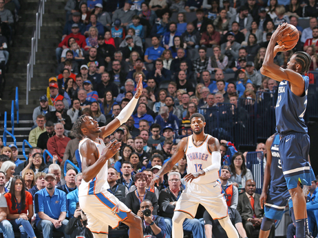 Wiggins Was Incredible In Win Over Thunder