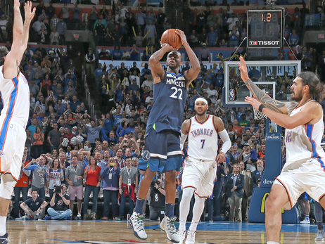 Wiggins Will Represent Wolves At NBA Awards Show