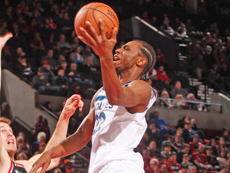 Wiggins Rises In The Ranks Of Timberwolves Scorers