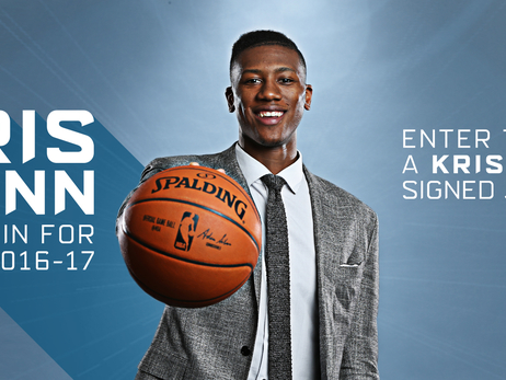 Timberwolves Draft Night Selection - Enter To Win A Kris Dunn Signed Jersey
