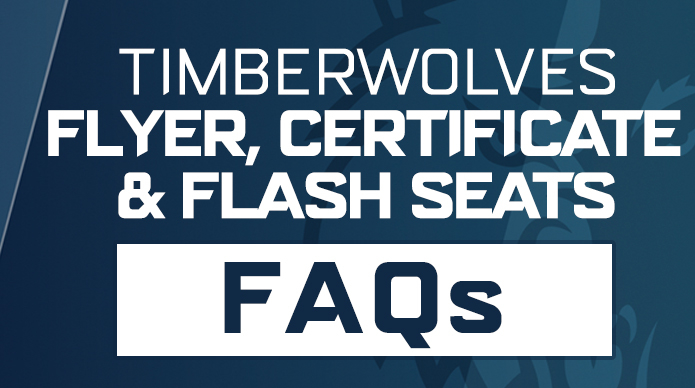 Timberwolves Group Ticket FAQs