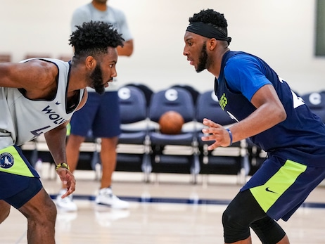 Timberwolves Summer League Practice Day 1 Notebook