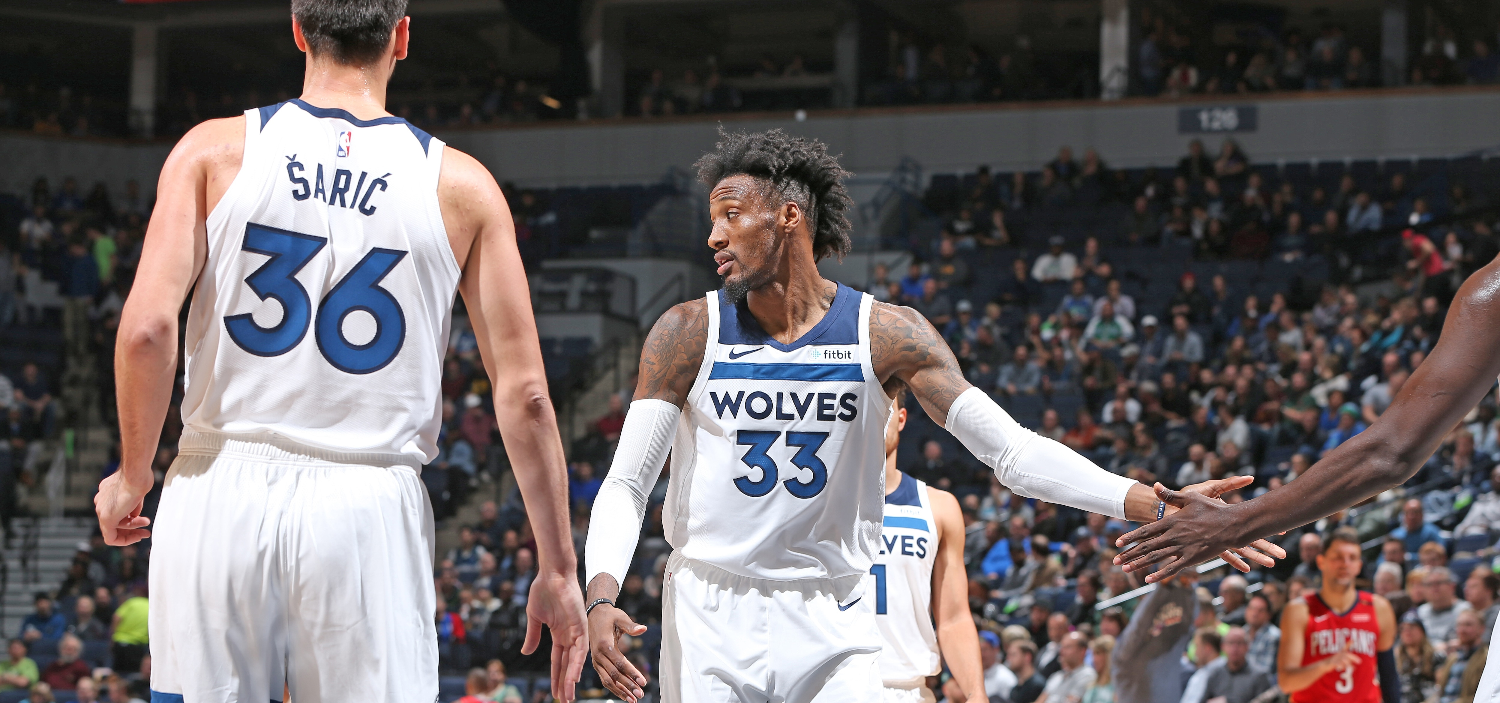 bf628b702d8c Three Observations From The Wolves  Victory Over New Orleans ...