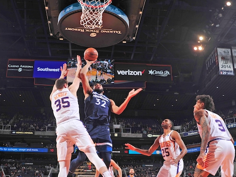 Karl-Anthony Towns Was A Real Problem For The Suns