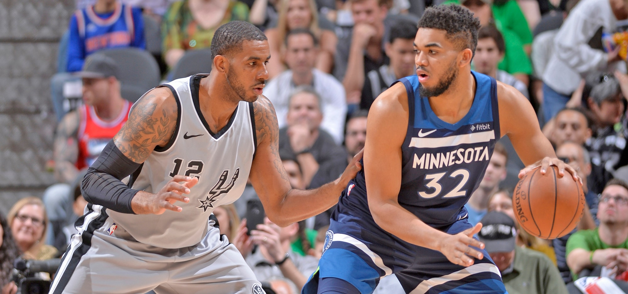 Towns Makes More History Minnesota Timberwolves