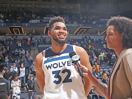 Let's Go Back & Remember Karl-Anthony Towns' 56-Point Game