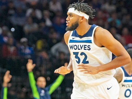 Wolves Are Plenty Ready To Get Karl-Anthony Towns Back