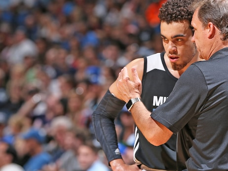 Tyus Jones Wins 2018-19 Flip Saunders Legacy Award
