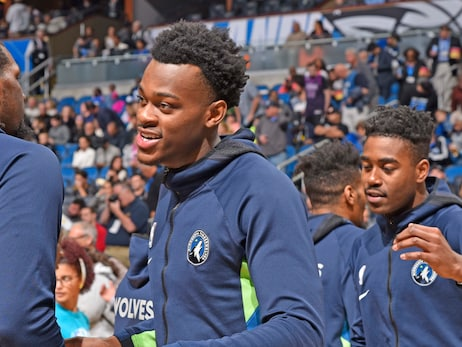 Minnesota Timberwolves Assign Jacob Evans III and Jarred Vanderbilt to G League Affiliate Iowa Wolves