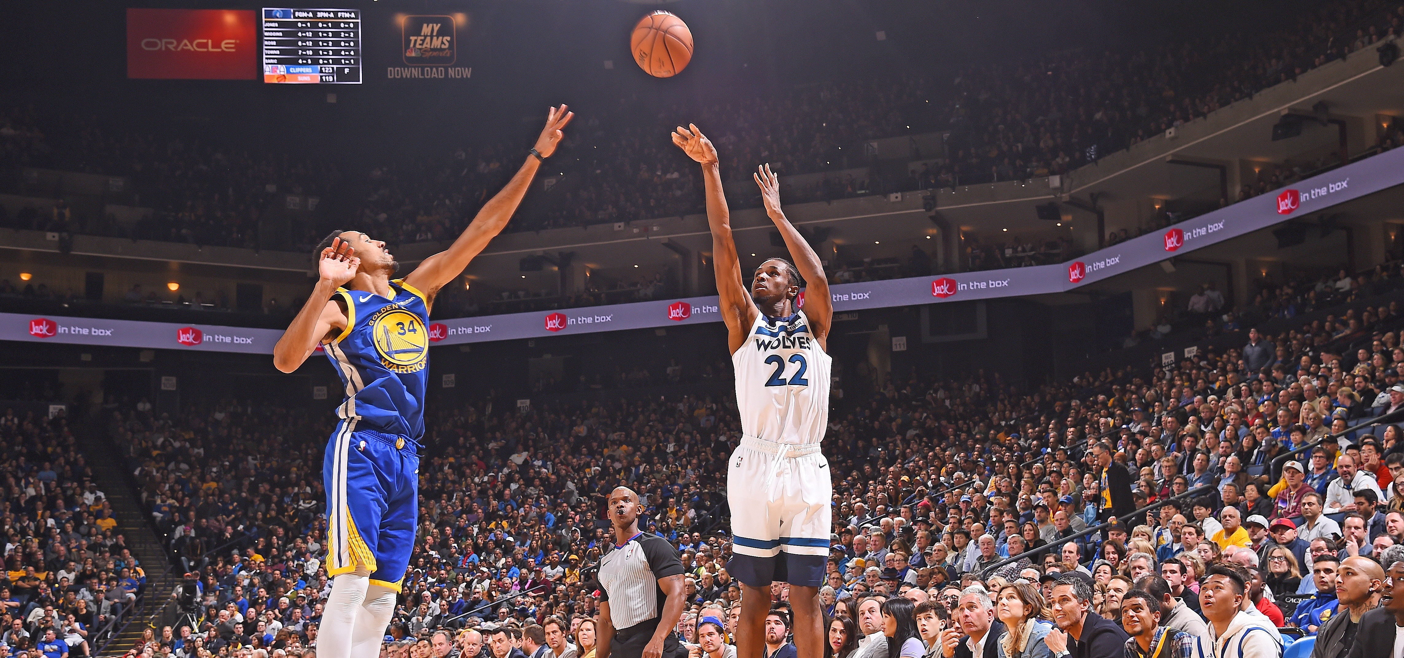 Wolves Can Get Back On Track In Final 2 Games Of West Coast Road Trip