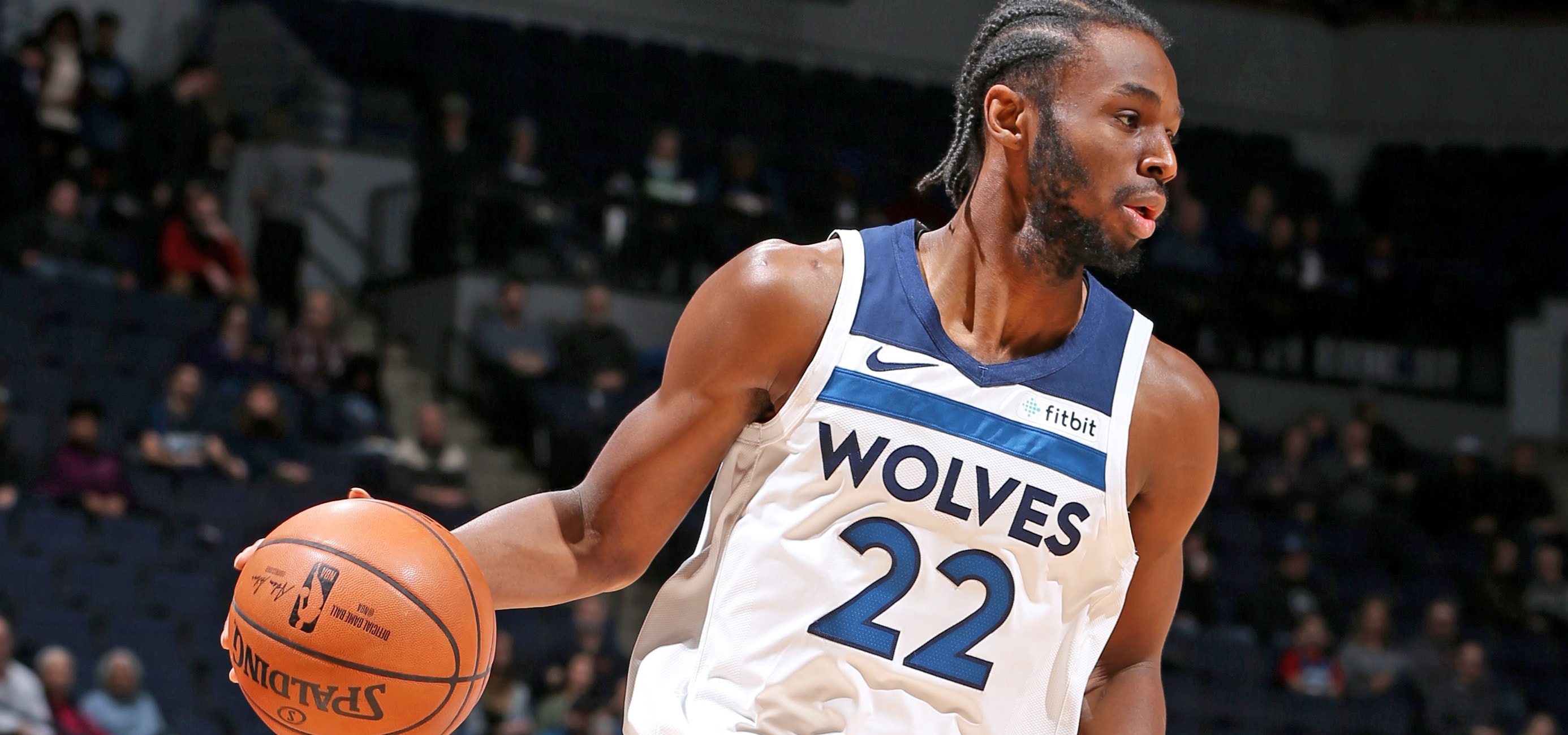 Andrew Wiggins Has His Groove Back And He Showed It Against The Hornets 377db98cb