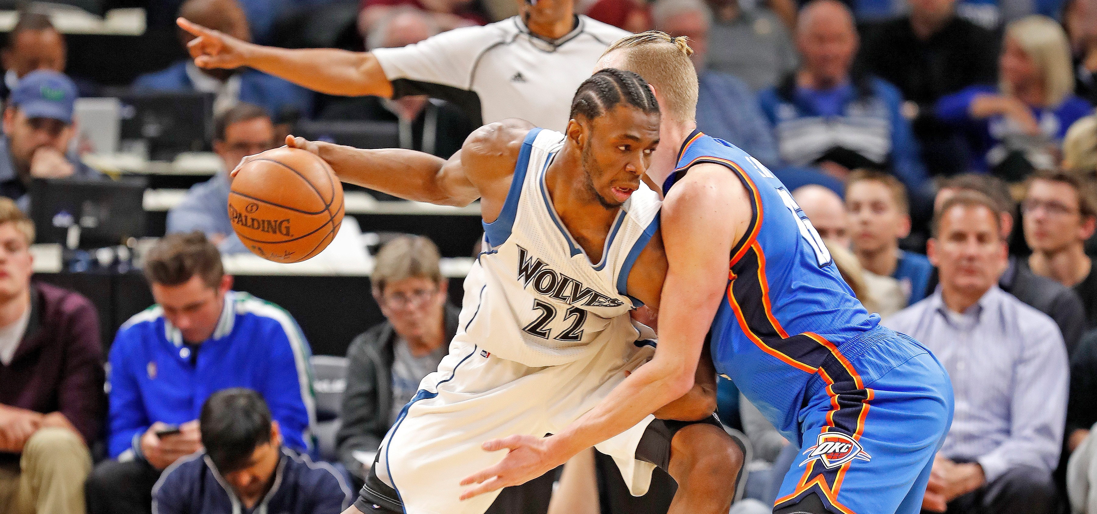 Hitting the Hardwood  Wolves Look To Continue To Grow In Offseason