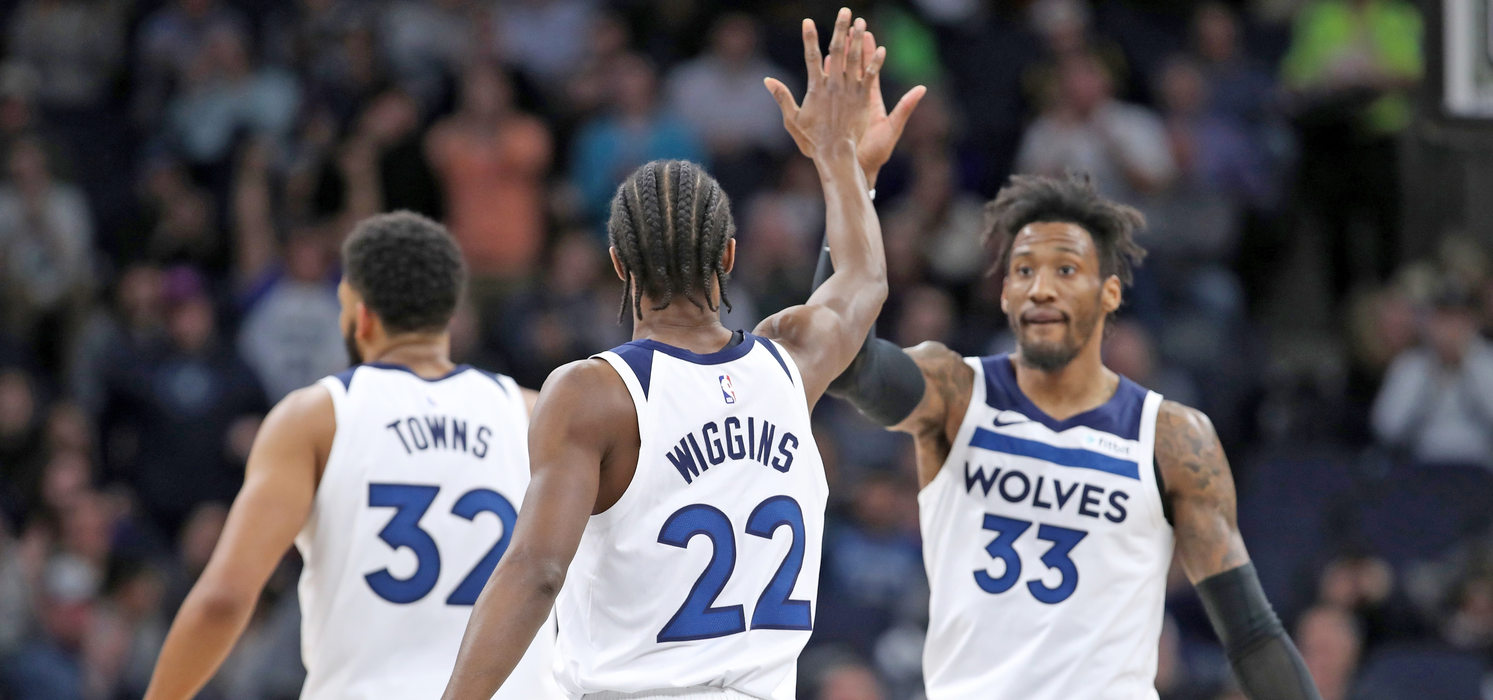 Having Earning A Winning Record Wolves Ready To Continue Building