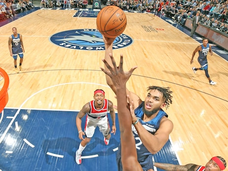 Towns' Birthday Ends On Sour Note Without Wiggins