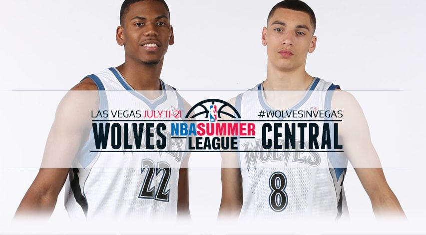 Timberwolves Summer League Central