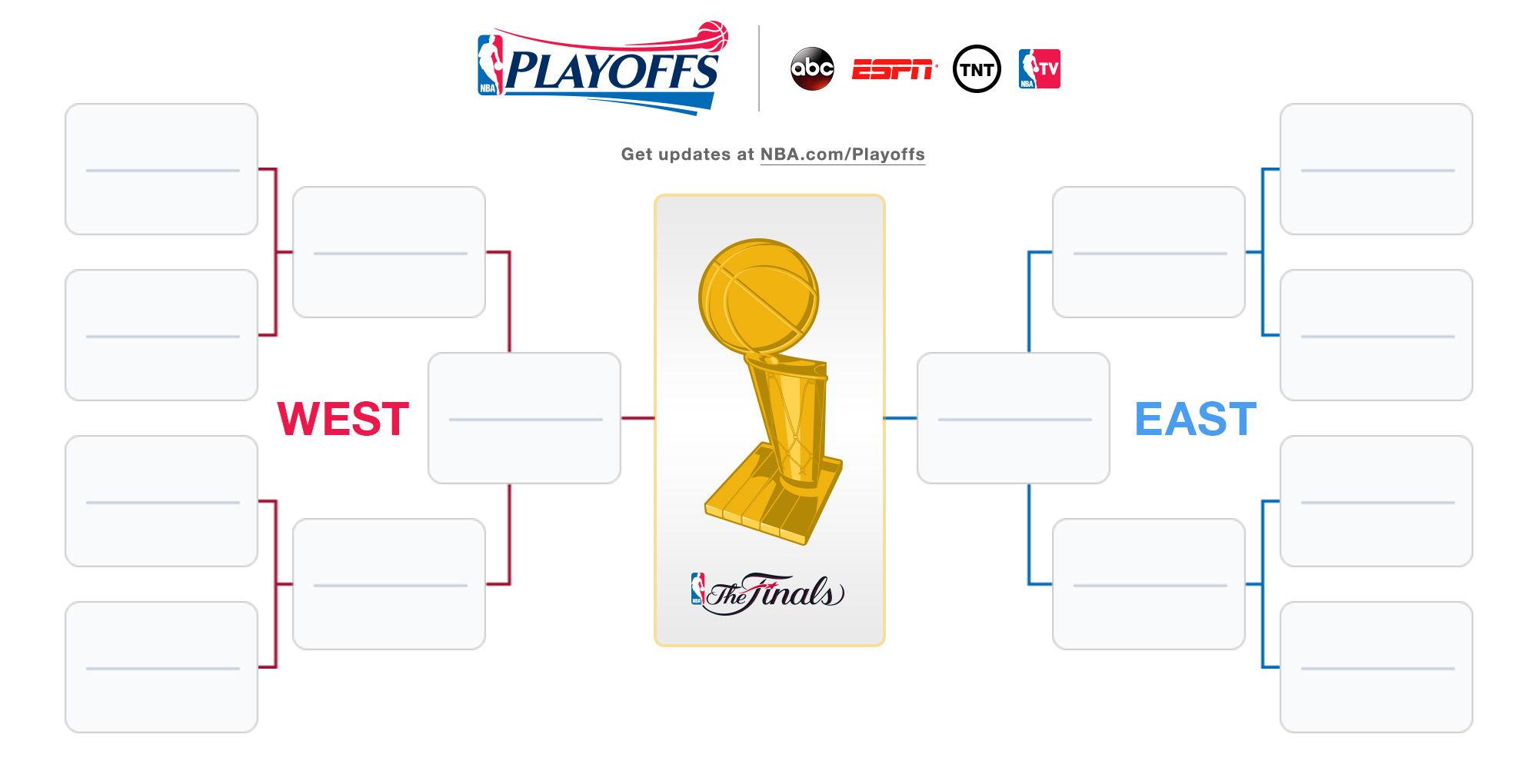 This is a graphic of Nifty Nba Playoffs Printable Brackets