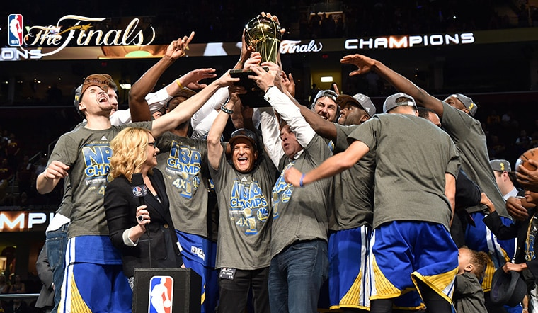 Warriors Defeat Cavs In Game 6 To Win Nba Championship