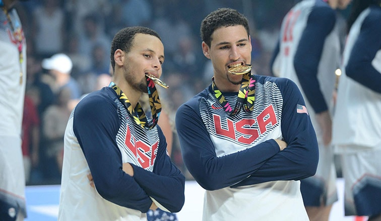 Splash Brothers Take On The World Golden State Warriors