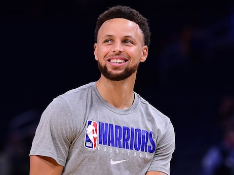 A Pop Quiz with Stephen Curry