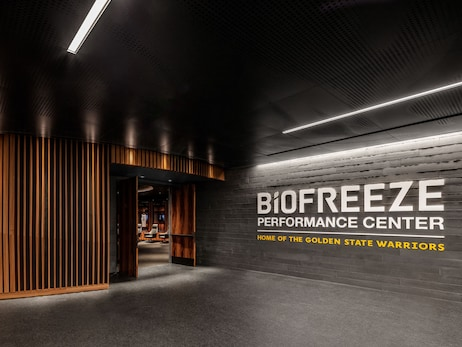 Photos: Inside the Biofreeze Performance Center