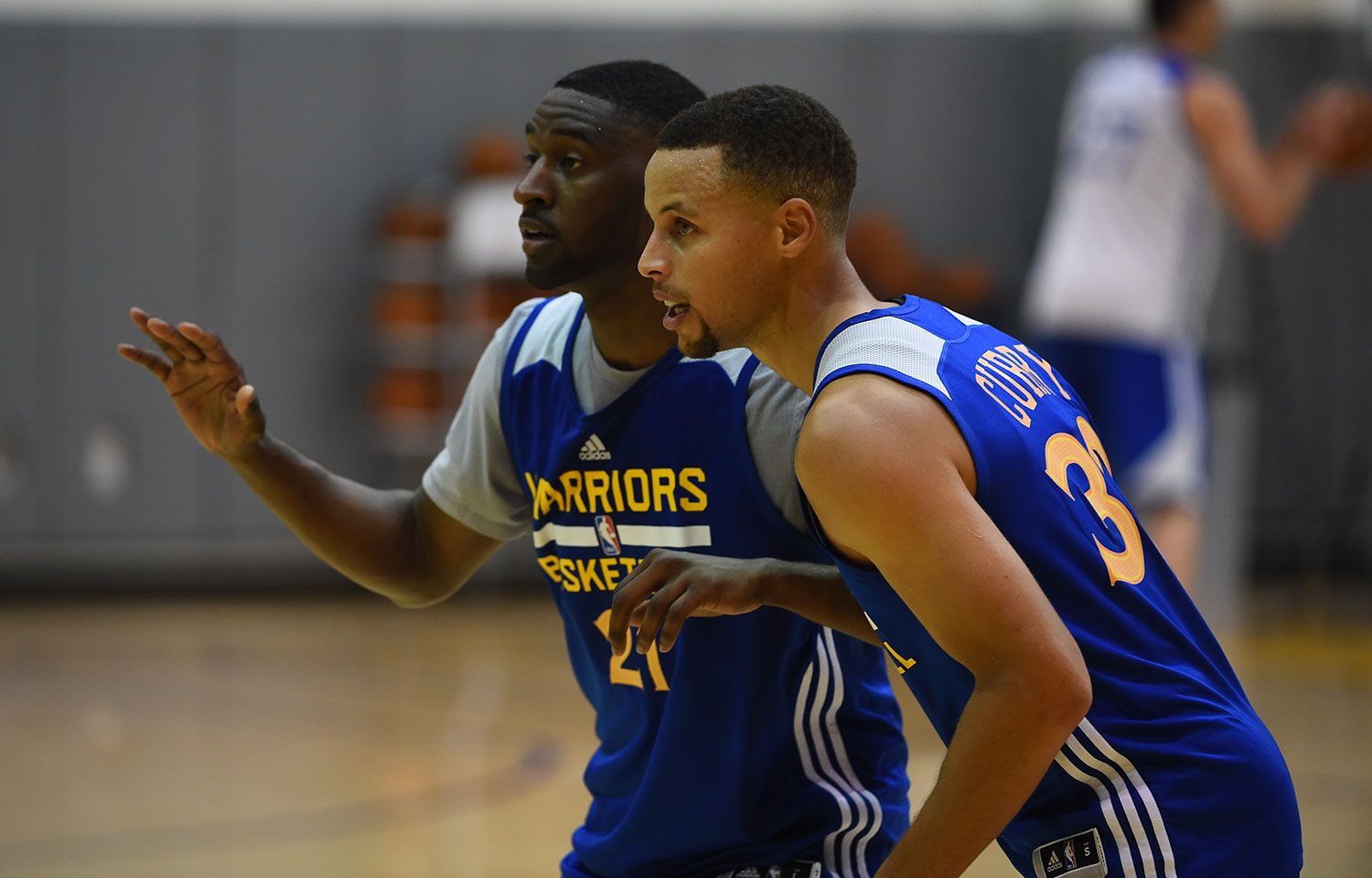 sports shoes 63827 c29e7 Warriors Training Camp: Day 1 | Golden State Warriors