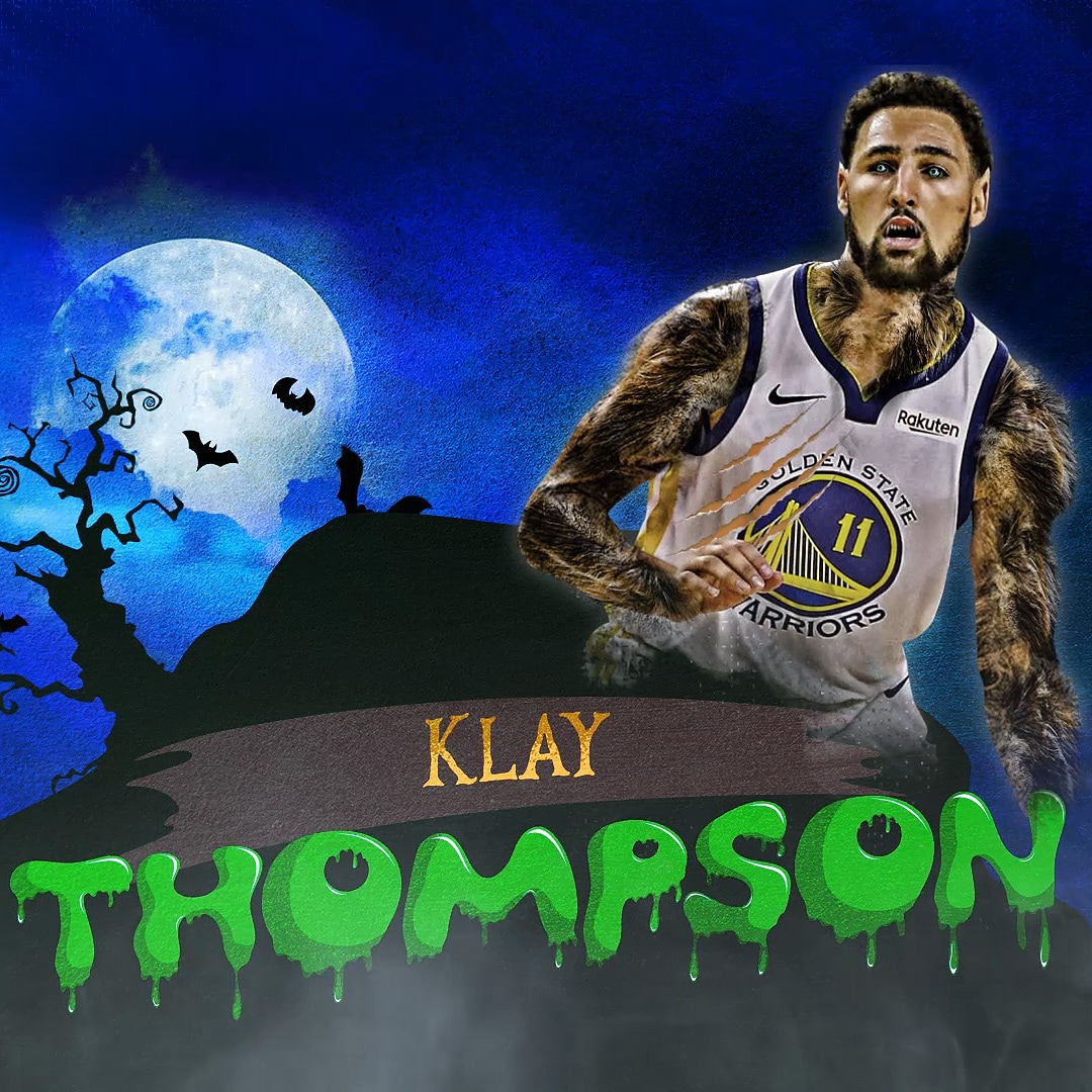 spooky season with the dubs | golden state warriors