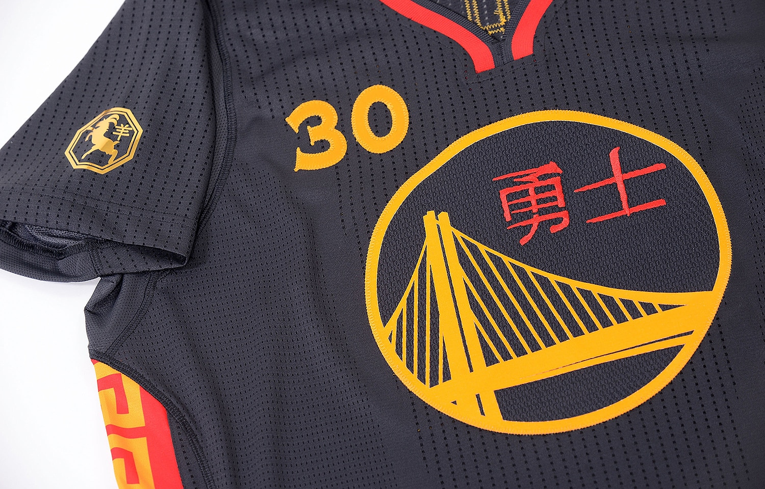 Warriors Chinese New Year Uniforms