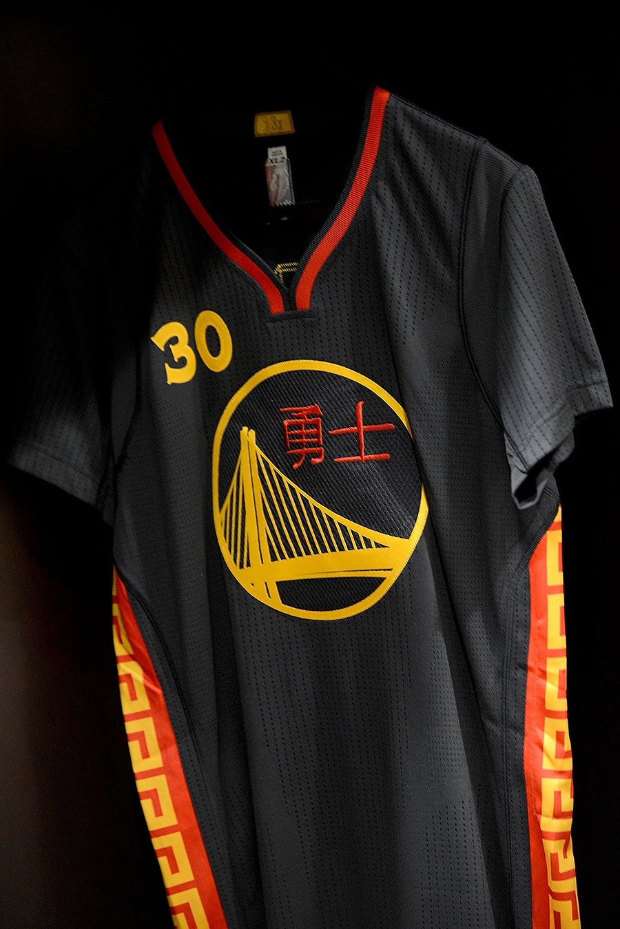 93bcc366c78 Warriors Unveil First-Ever Chinese New Year Uniforms