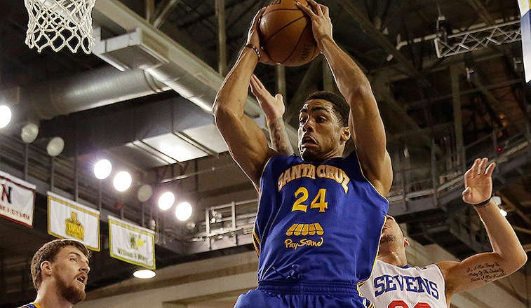 Warriors Sign James Michael McAdoo to 10-Day Contract