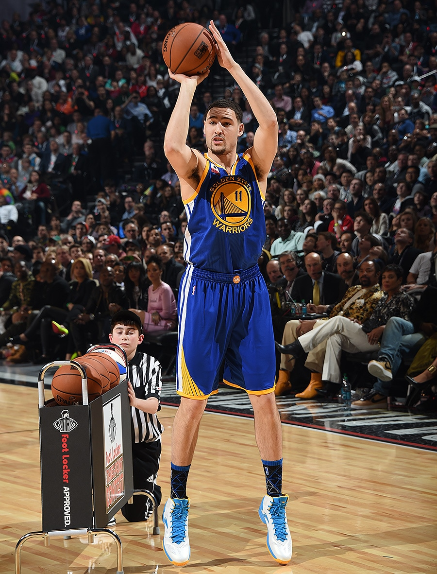 Nothing but Splash: Stephen Curry Wins 3-Point Contest ...